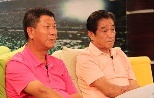 李萱(左)郭瑞龙(右)