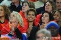 图文:荷兰0-1西班牙 荷兰太太团到场观战