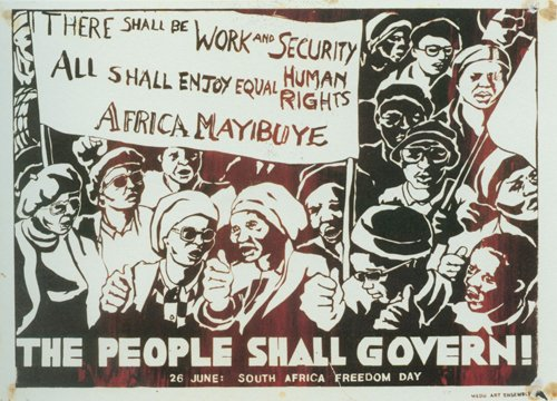 南非青年在政治文化生活中的重要地位