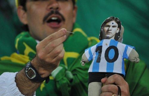 巫毒娃娃网上脱销 阿根廷成主要诅咒对象(图)