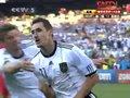 视频:克洛泽世界杯第12球 超轰炸机比肩贝利
