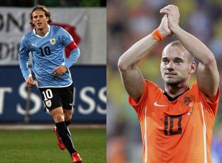 乌拉圭VS荷兰前瞻:橙军冲击25场不败纪录