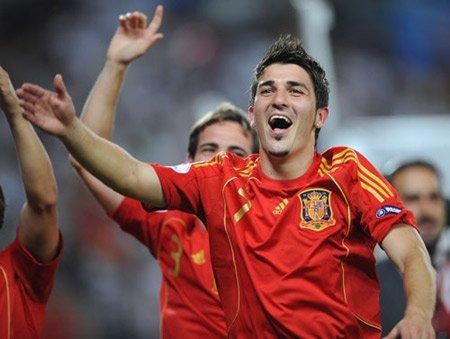 进球最少冠军诞生! 西班牙7场8球创尴尬纪录