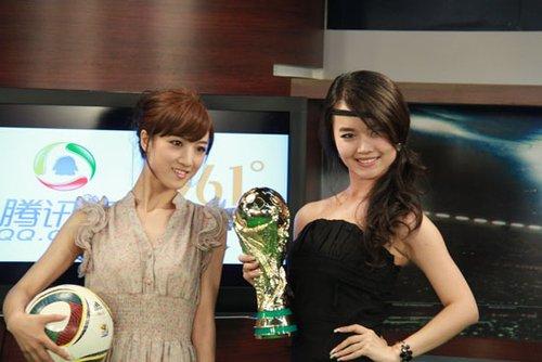 实录:时尚世界杯23期 当模特执法足球比赛