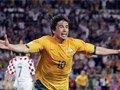 06世界杯进球FLASH:科维尔凌空抽射克澳打平