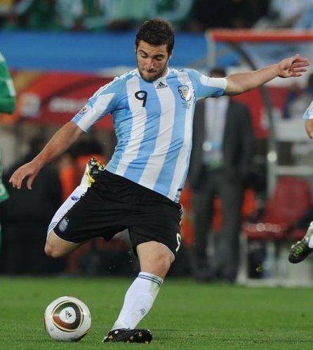 阿根廷神枪迷失世界杯 一个细节昭示菜鸟本色