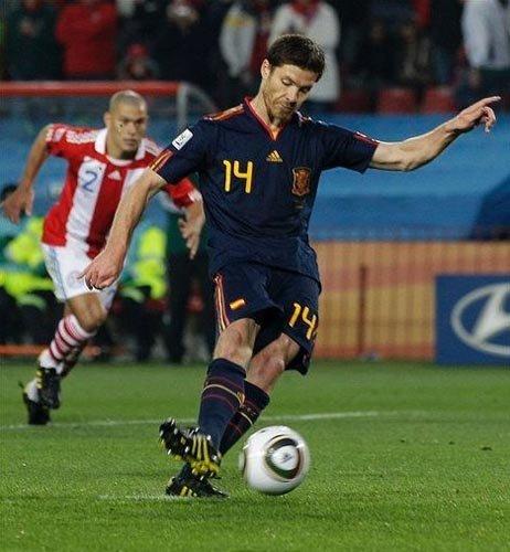 阿隆索失点球焉知非福 五年前好运笼罩西班牙