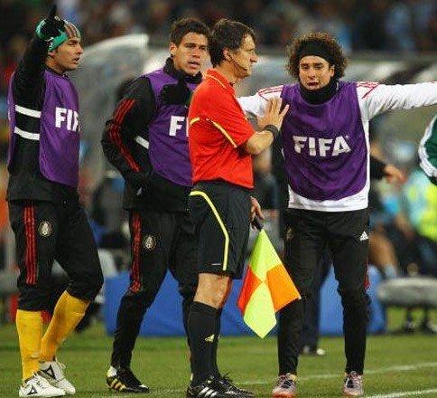 4连胜3场托福裁判误判 FIFA保阿根廷进决赛?