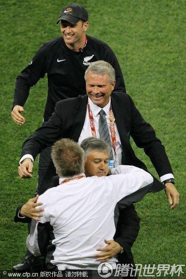 2010世界杯小组赛F组次轮:意大利1-1新西兰
