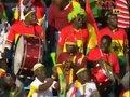 视频:世界球赛场另类精彩 各国球迷各展风姿