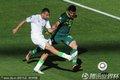 图文:阿尔及利亚0-1斯洛文尼亚 贝尔哈吉射门