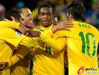 视频:巴西2010年南非世界杯进球全记录