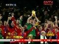 视频:2010年南非世界杯 西班牙晋级冠军之路