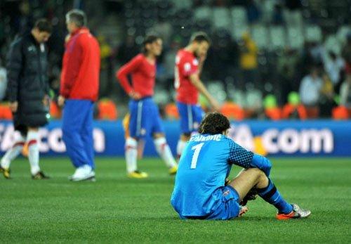只能怀念不能回首 南斯拉夫足球早成尘封往事