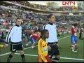 视频:巴拉圭VS新西兰 赛场奏响巴拉圭国歌