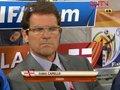 视频:比赛即将打响 双方教练表情凝重