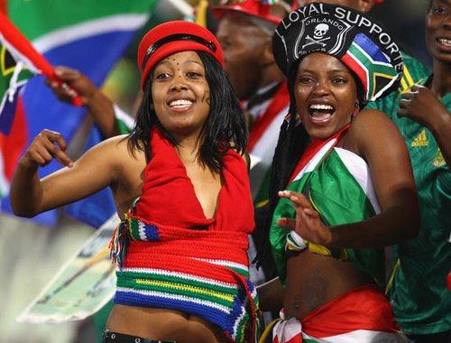 南非的舞蹈精神