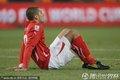 图文:瑞士0-0洪都拉斯 瑞士队员坐地不起