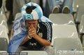 阿根廷球迷伤心