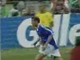 视频:第16届世界杯决赛 法国力克巴西首夺冠