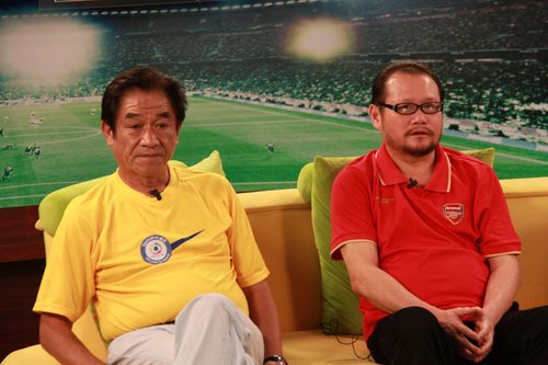 郭瑞龙(左)陈亦明(右)