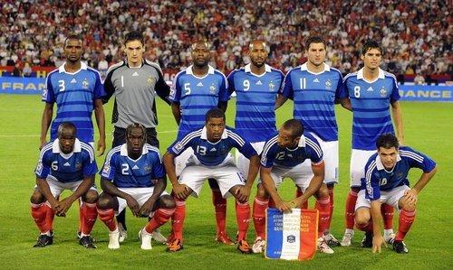 世界杯32强全解读之法国队:争议雄鸡恐不鸣