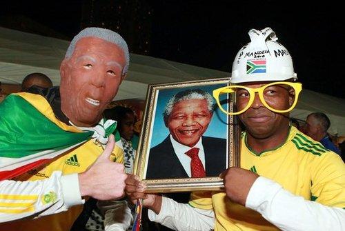 史上最弱东道主又如何 南非输了比赛赢了世界