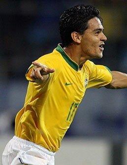 巴西世界杯23人大名单之若苏埃