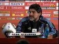 视频:老马抱怨裁判不公 他们差点踢死梅西