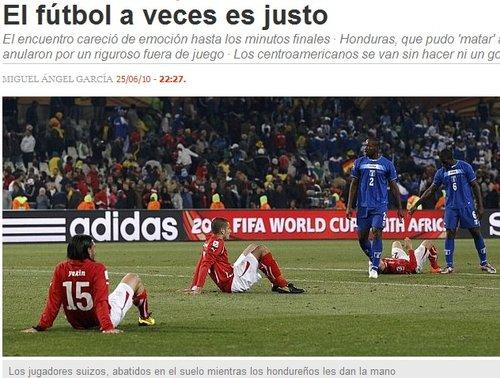 马卡报:缺乏激情的一场平局 足球是公平的