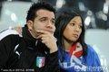 意大利球迷失落