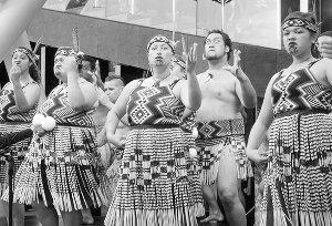 现代快报:新西兰 用激情的战舞征战世界杯