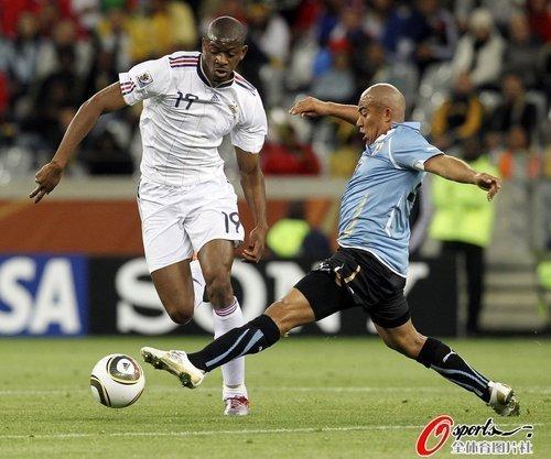 法国新星首秀零建功 平乌拉圭球员信心仍坚挺