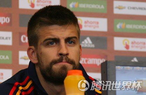 西班牙铁卫:请别质疑普约尔 后两场必须全胜