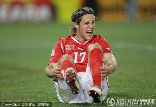 2010世界杯H组末轮:瑞士0-0洪都拉斯 双方携手出局