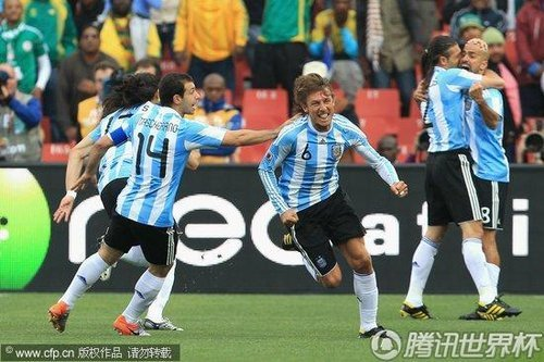 阿根廷头号球霸超惊艳绝杀 从此和争议说再见