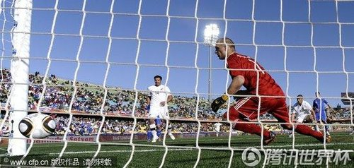2010世界杯小组赛:新西兰vs斯洛伐克