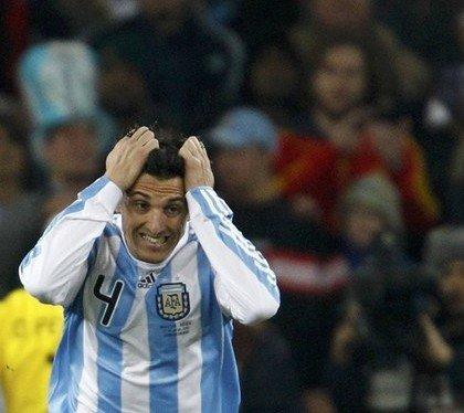 定时炸弹却成阿根廷一宝 国米弃将有资格主力