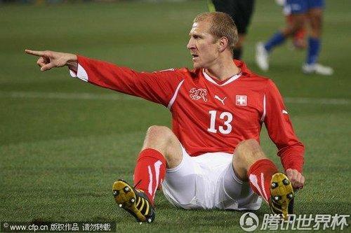 2010世界杯H组末轮:瑞士Vs洪都拉斯