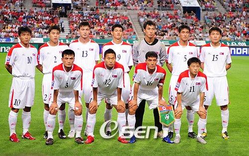朝鲜队正式公布23人名单 头号球星郑大世领衔