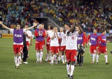 瑞士神奇五场零封 输卢森堡之队如何赢欧洲王