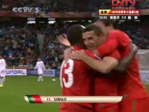 视频集锦:葡萄牙7球狂胜 失意朝鲜提前出局
