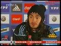 视频:阿根廷轻松备战 门将为点球大战做准备