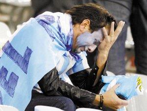 重庆晨报:阿根廷,怎能不为你哭泣