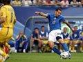 06世界杯进球FLASH:赞布罗塔远射意大利占先