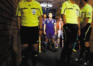 亚细亚孤儿路在何方 日本足球不屑与中国为伍