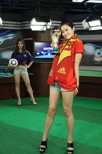 实录:时尚世界杯04期 谁主场下最性感女球迷