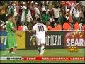 """视频:阿尔及利亚""""好运""""止于90分钟"""