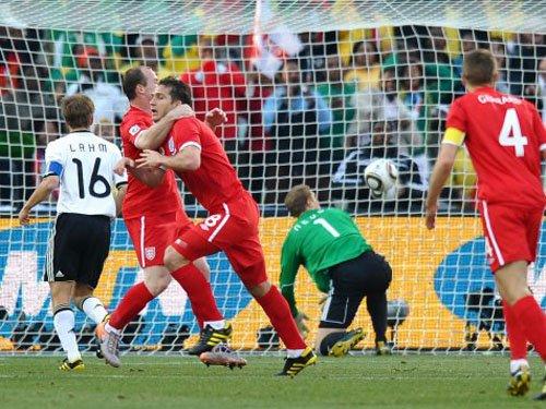 兰帕德绝妙进球被偷走 41射换不来世界杯首球