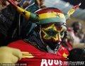 加纳球迷夸张造型